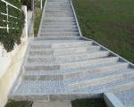 Pflästerungen_Treppe in Eschen