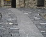 Pflästerungen_Burg Gutenberg